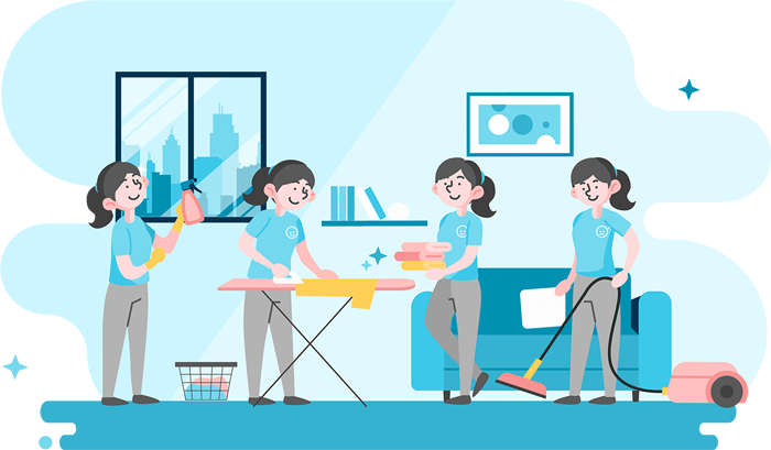 Cleaning Services Banner