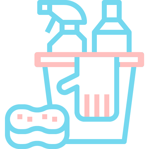 Home-cleaning Icon